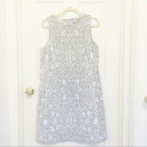 J. McLaughin Pattern Dress